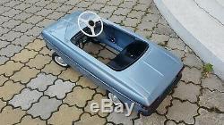 MOSKVICH Moskvitch pedal car tretauto original vintage oldtimer 1990