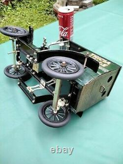 Mamod Steam conversion Heavy Tin plate toy van. Free UK post