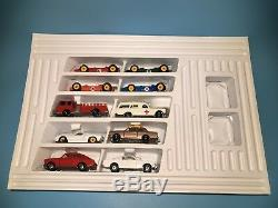 Matchbox Lesney Toys Vintage Gift Set 4 Race & Rally F1 Racing Car Boxed Rare