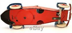 Meccano Car Constructor Set No. 1 Stunning 1930's Clockwork Ultra Rare