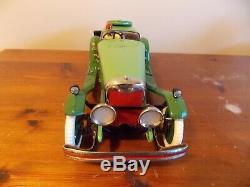 Meccano constructor car