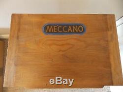 Meccano & constructor car No 2 display/box