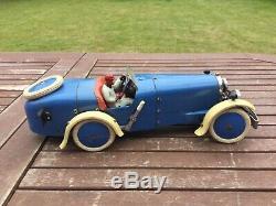 Meccano no 2 car. Pre war. Nice example still works