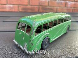 Mettoy 820 Streamline Bus Clockwork Nice Vintage Original Model