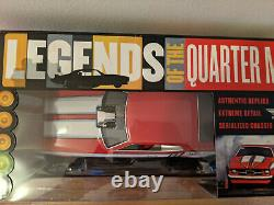 (NIB) AW Die-cast 118 Legends of the Quarter Mile 1972 Ford Mustang NHRA