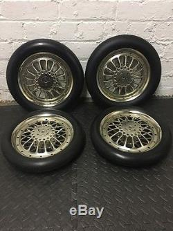 nos large pedal car wheels  large pedal cars
