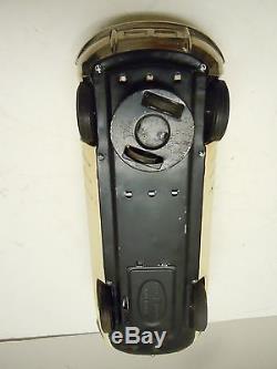 Old Japan Bandai Tin Battery Op. 1960's Bertone Concept Car. Clean. Works. NORES