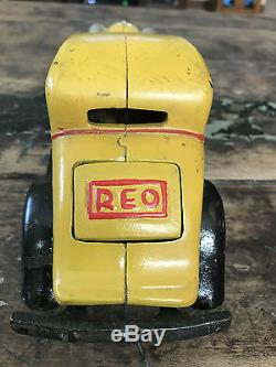 Original Arcade Reo Car in Amazing Condition This is a NICE One