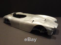 Original Mercury Lancia Ferrari D24 Tether Car + Super Tigre G20s Motor Movo