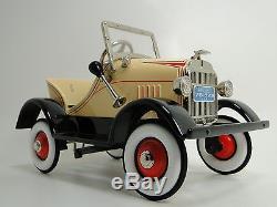 Pedal Car 1920s Ford A Show Hot T Rod Rare Vintage Classic Sport Midget Model