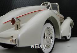 Pedal Car 1930s Duesenberg Hot Rod Rare Vintage Classic Show Sport Midget Model