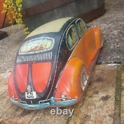Philip Niedermeier Rare West Germany VW Beetle / Sedan Tinplate PN 420