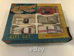 RARE Vintage Corgi Racing Cars All Winners Gift Set No. 46 Cars Mint / Box VG