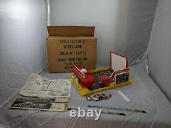 REMCO MOVIELAND DRIVE With Original Box, Cars, Billboard and Manual