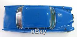 Rare 1960's Mercedes Benz 230 Chassis W111 Tin Toy Friction Car Chiko Pu Japan