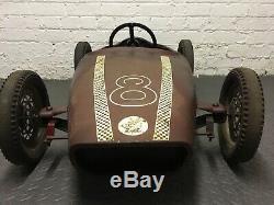 Rare 1960s Honda Racer Pedal Car