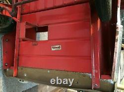 Rare 1960s Triang Wolsley Pedal Car