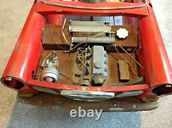 Rare 1960s Triang Wolsley Pedal Car lsis