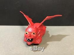 Rare 1980s Vintage DFC/Multi Toys DRAGONRIDERS OF THE STYX Demon Rev Up Car