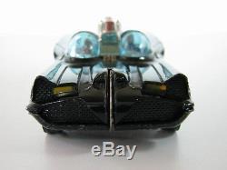 Rare Die-cast Vintage Batmobile Car Corgi Toys #267 Mettoy 1973 Window Box