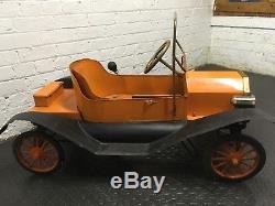 Rare Ford Model T Pedal Car