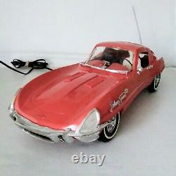 Rare LARGE Triang 1960s Toppers Johnny Speed Car (SUPERB) Boxed