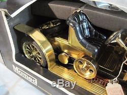 Rare Original Vintage English Mamod SA1B Steam Roadster Toy Car Special Edition