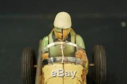 Rare Yonezawa Japanese #63 Champion Midget Racer Indy Race Car Friction Toy
