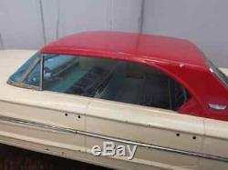 Rico Ford Galaxie Tin Car Vintage Toy 19 long