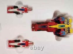 Robot Super Cars Gattiger Compact Giochi Preziosi Vintage Toys