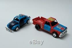 STOCK CAR, STOCKCAR SMASH UP, 1970s GAME, DENYS FISHER'S (CRAZY RACERS)