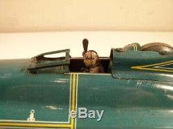 SUPERB GUNTHERMANN BLUEBIRD LAND SPEED RECORD CAR (1930's)