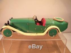 SUPERB MECCANO No 2 CONSTRUCTOR CAR (1930's) (MINT!)