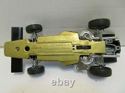 Schuco 356 177 John Player Special Lotus Ford 72 Formula 1 Wind Up Race Car