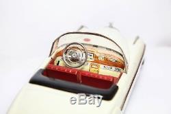 Schuco Elektro Control Car 5308 Mercedes 220S With Original Box Base Etc RARE