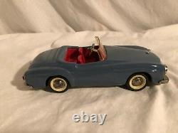Schuco Rollyvox 1080 Tin Wind Up Toy Car Germany Clockwork