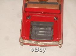 Schuco Vintage Toy Car Cadillac De Ville 5505 1968 20/3