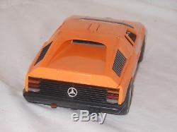 Schuco Vintage Toy Car Mercedes Benz C 111 5508 1970 20/2
