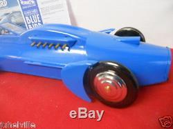 Schylling 21 BLUEBIRD Land Speed Record Car Rare / Boxed nos new