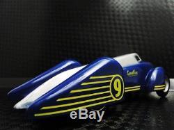 Space Ship Rocket Vintage Toy Car Lost In Flash Gordon Buck Roger Captain Video