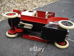 Steam Car Old Tin Toy
