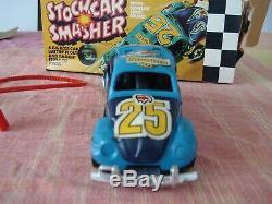 Stock Car Smash Up Blaster Bug Crazy Crasher Stock Car Smasher D Fisher