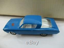 Strombecker Chrysler Barracuda Slot Racing Set VTG Canada + Box 2 Cars 9954