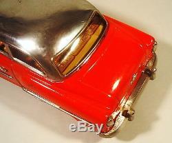 Tin Friction 1956 Opel Olympia Rekord Hardtop Car Yonezawa Japan