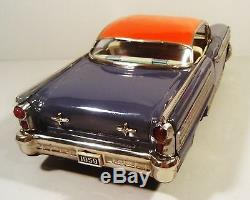 Tin Friction 1958 Oldsmobile Hardtop Car Olds Hard To Find Sankei Okuma Japan