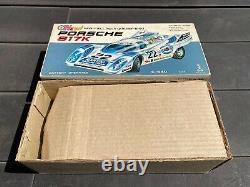 Taiyo Japan Porsche 917K In Its Original Box Bump & Go Fully Working Rare