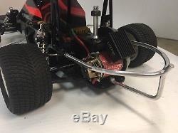 Team Associated Rc10 Big Boy Toys Vintage Sprint Outlaw rc car Rtr Novak Andys