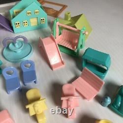 Teddys Wonderland Vintage 1990s Bears, Houses, Playground, Cars 55+