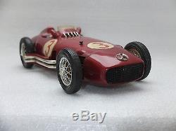 Tether Car. Cox Thimble Drome Mercedes W196 Racer. Gas Powered Model Car