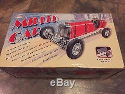 Tether Car Gilbow Miller Indy Race Car Clockwork Can Convert To Gas Model Engine